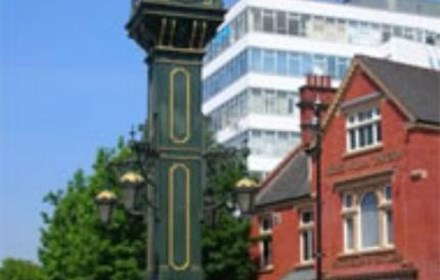 Birmingham Jewellery Quarter Centre