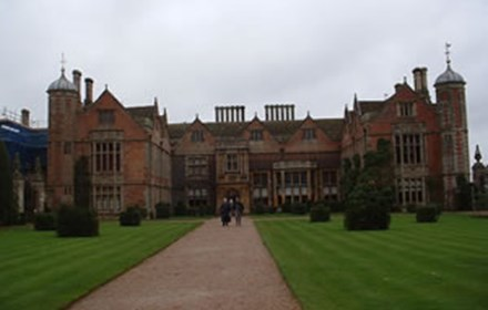 Charlecote House and Park