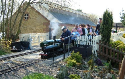 Eastbourne Miniature Steam Railway