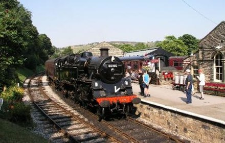 Keighley and Worth Valley Railway