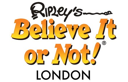 Ripleys Believe It Or Not!