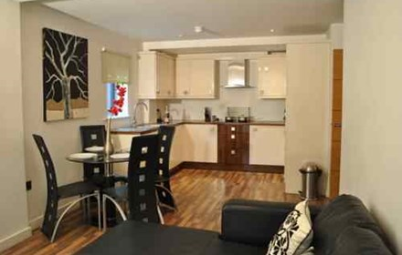 Dreamhouse Apartments Manchester City