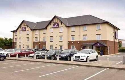 Premier Inn Coventry -