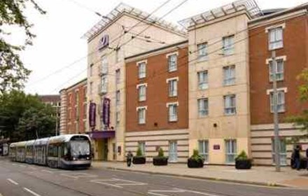 Premier Inn Nottingham Central