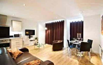 Staycity Serviced Apartments Laystall