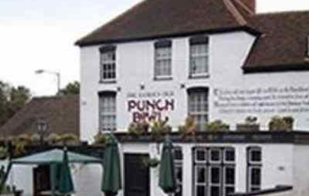 The Punch Bowl Pub