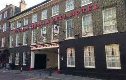 The Royal Victoria &