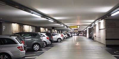 Car Parks near AB12 3AD